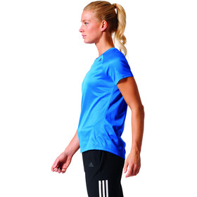 adidas D2M Tee Lose Women blue